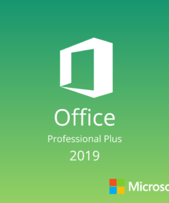 Office 2019 Professional Plus Product Key